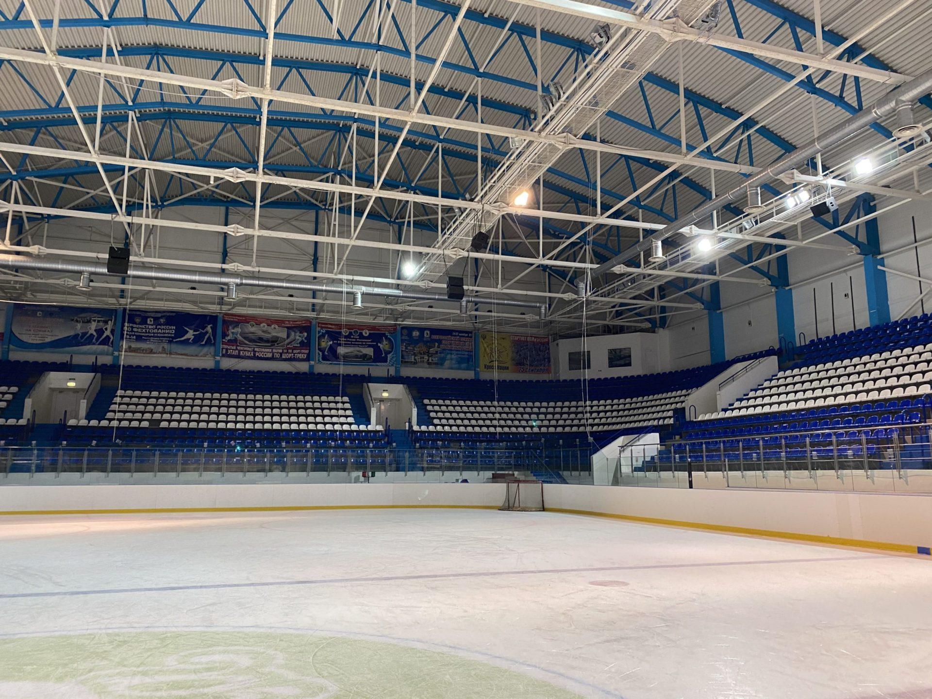 Марий Эл примет Всероссийские соревнования по фигурному катанию