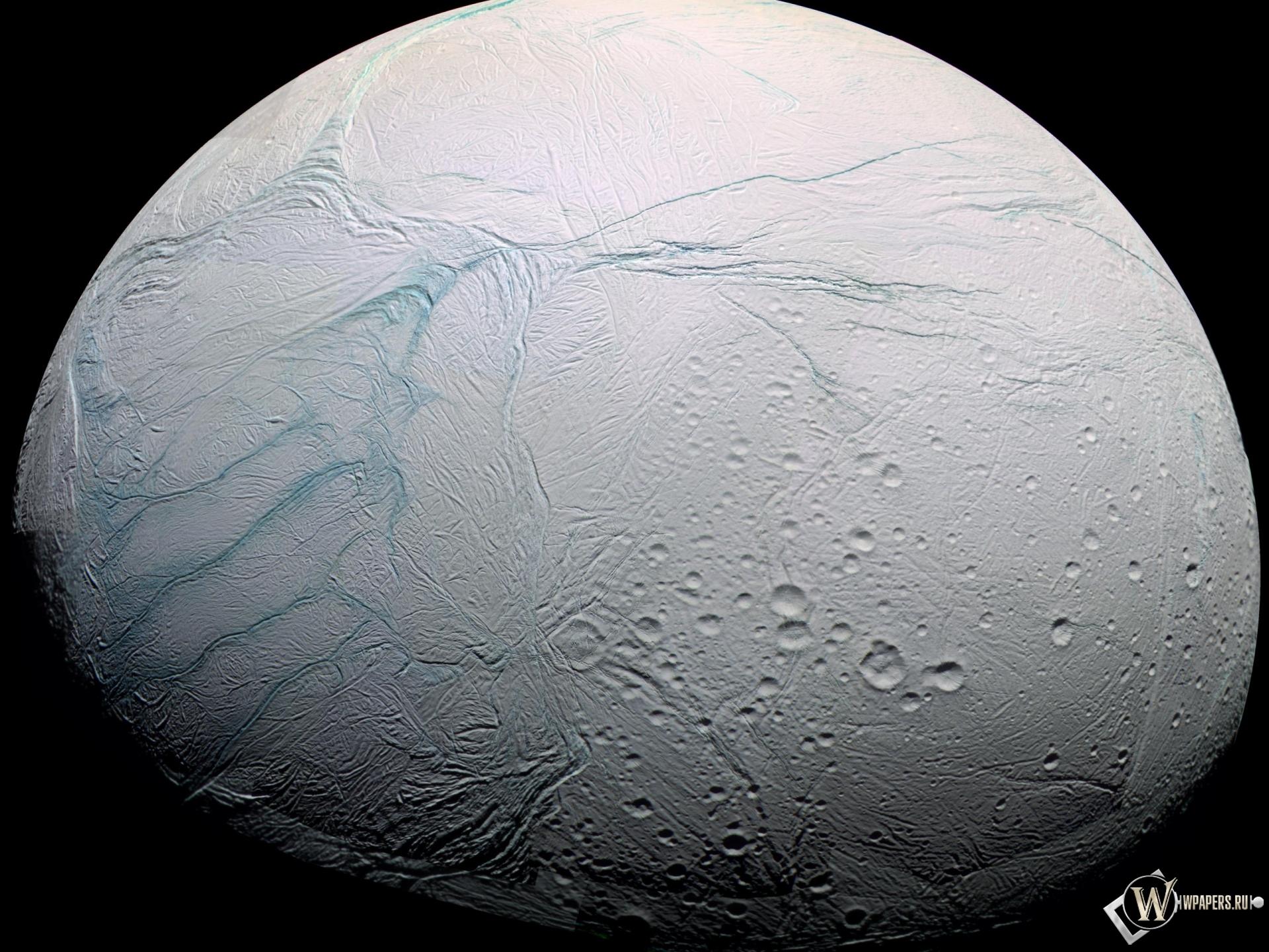 Метан на спутнике Сатурна Энцеладе может говорить о наличии жизни
