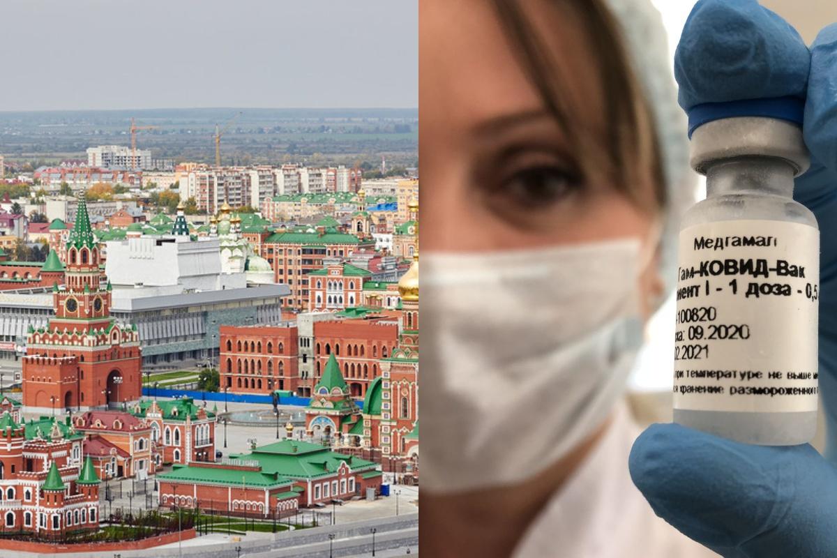 Эпидемиологическая ситуация по заболеваемости COVID-19 в Марий Эл