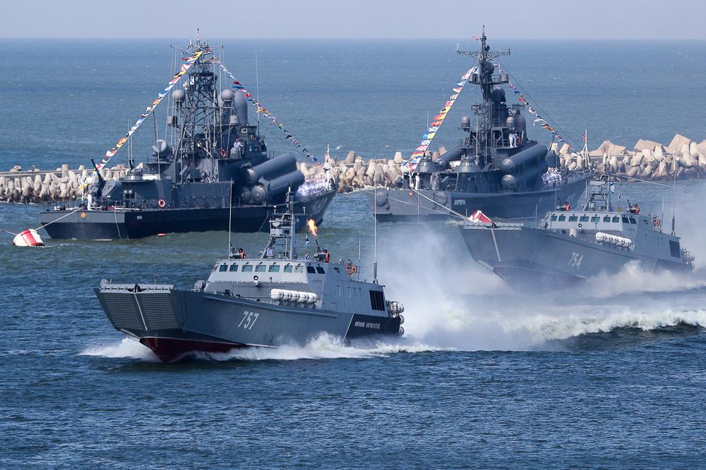 В Китае восхитились учениями ВМФ России 2