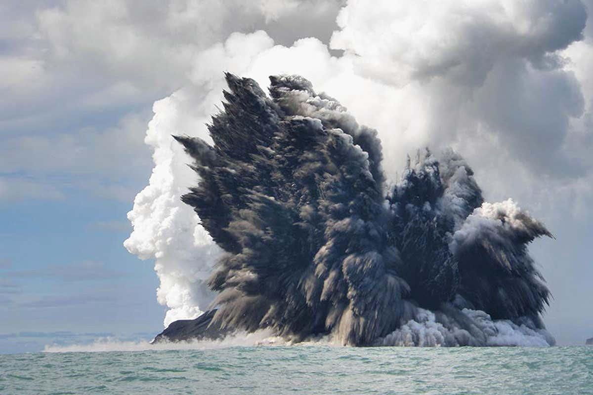 Вулканы Гренландии изменили климат Земли около 60 миллионов лет назад