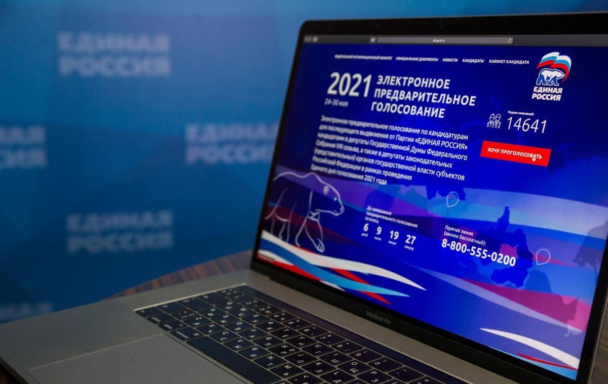Эксперты подвели итоги предварительного голосования ЕР