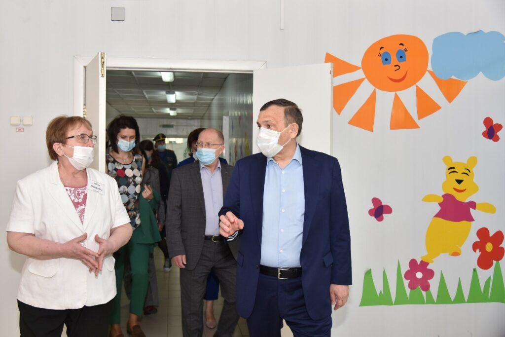 Детские оздоровительные лагеря Марий Эл проверили на готовность к летнему сезону
