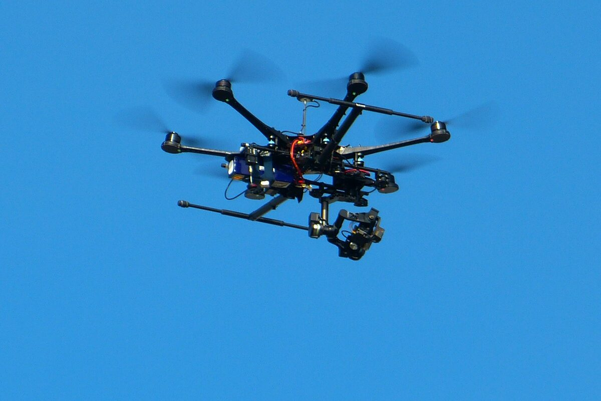Корпорация «Ростех» представила мобильную систему для борьбы с дронами