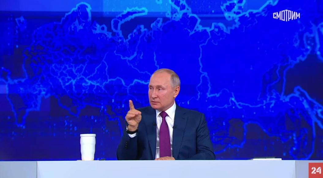 Путин считает, что Госдума седьмого созыва работала на должном уровне