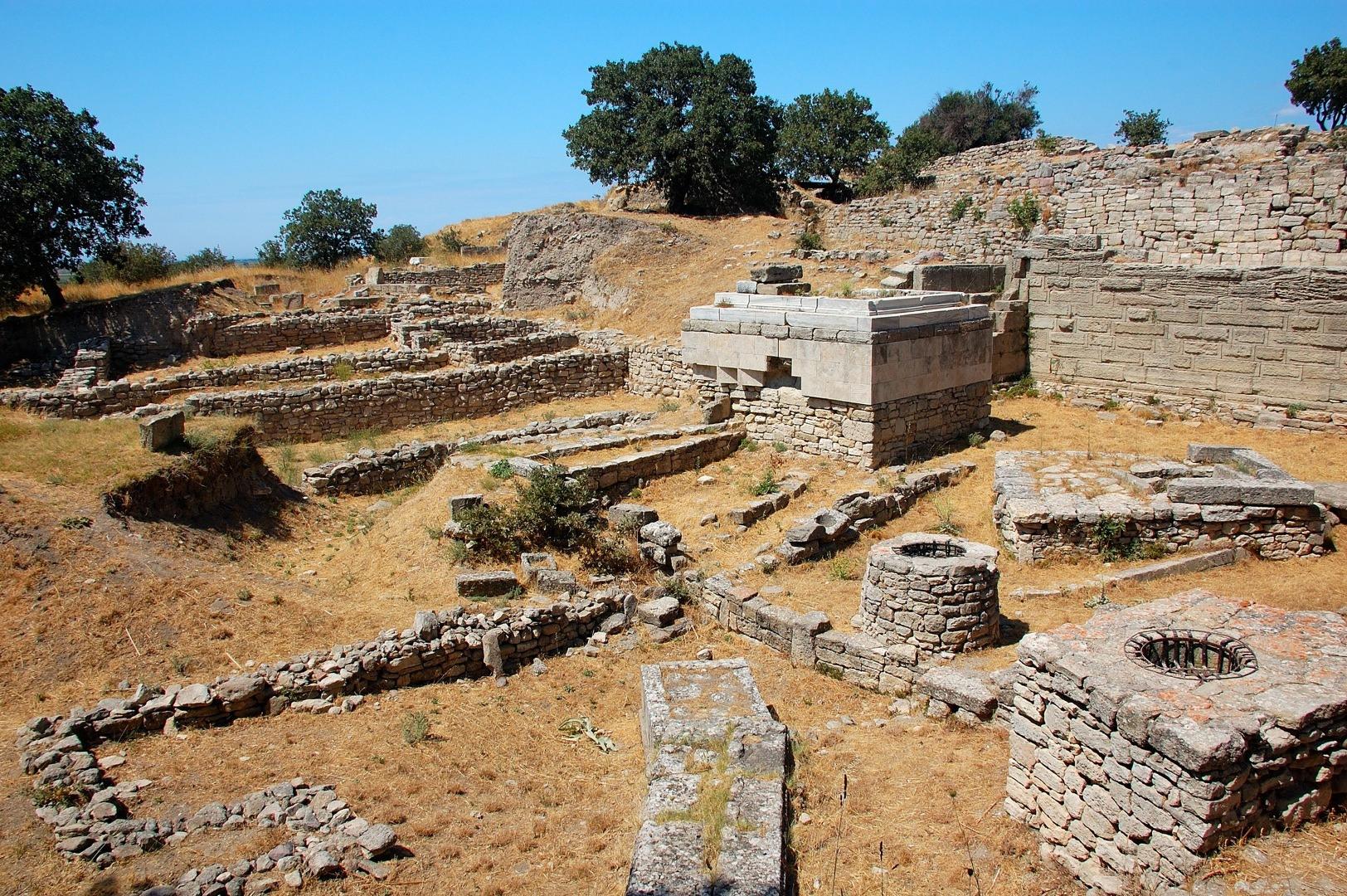 В Турции обнаружили древнюю крепость Урарту