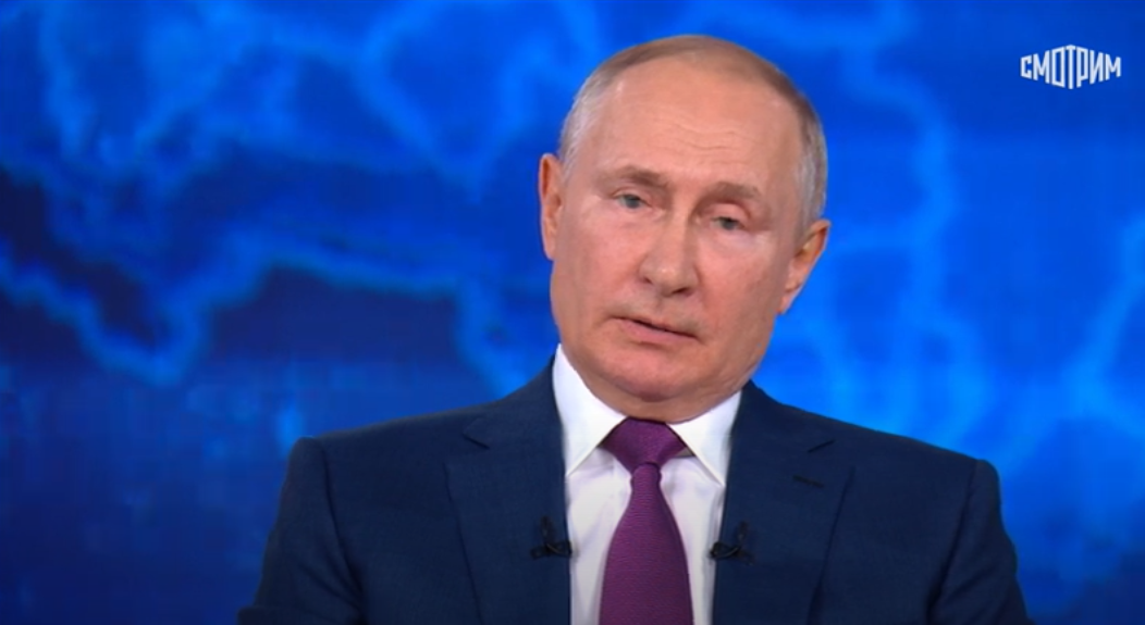 Путин рассказал россиянам, что будет с ростом цен в стране