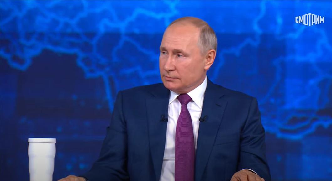 Путин ответил на вопрос «Кому подчиняется президент?»