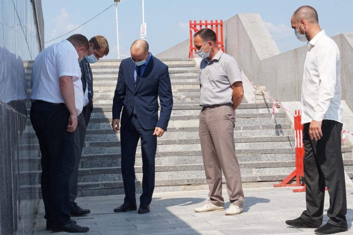 Мэр Йошкар-Олы Евгений Маслов встретился с представителями городских ТОСов