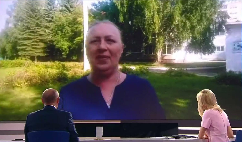 Путин потребовал принять меры к чиновникам, запугивающим обращавшихся россиян на прямую линию