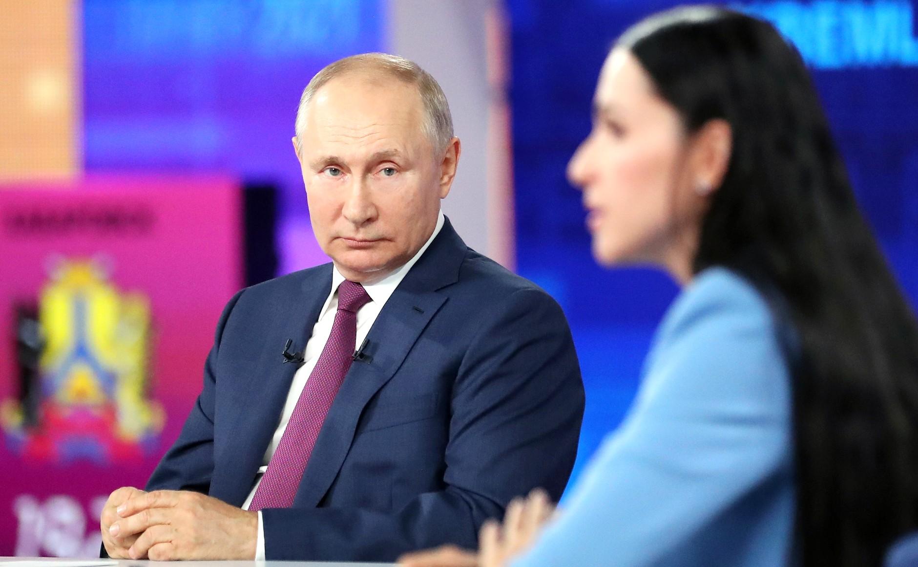 Sina: В КНР расшифровано высказывание Владимира Путина о третьей мировой войне