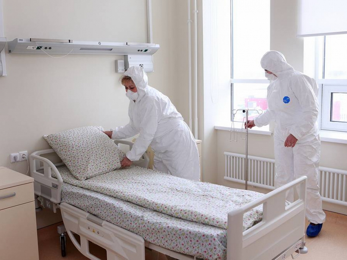 В выходные от коронавируса умерли шесть жителей Марий Эл