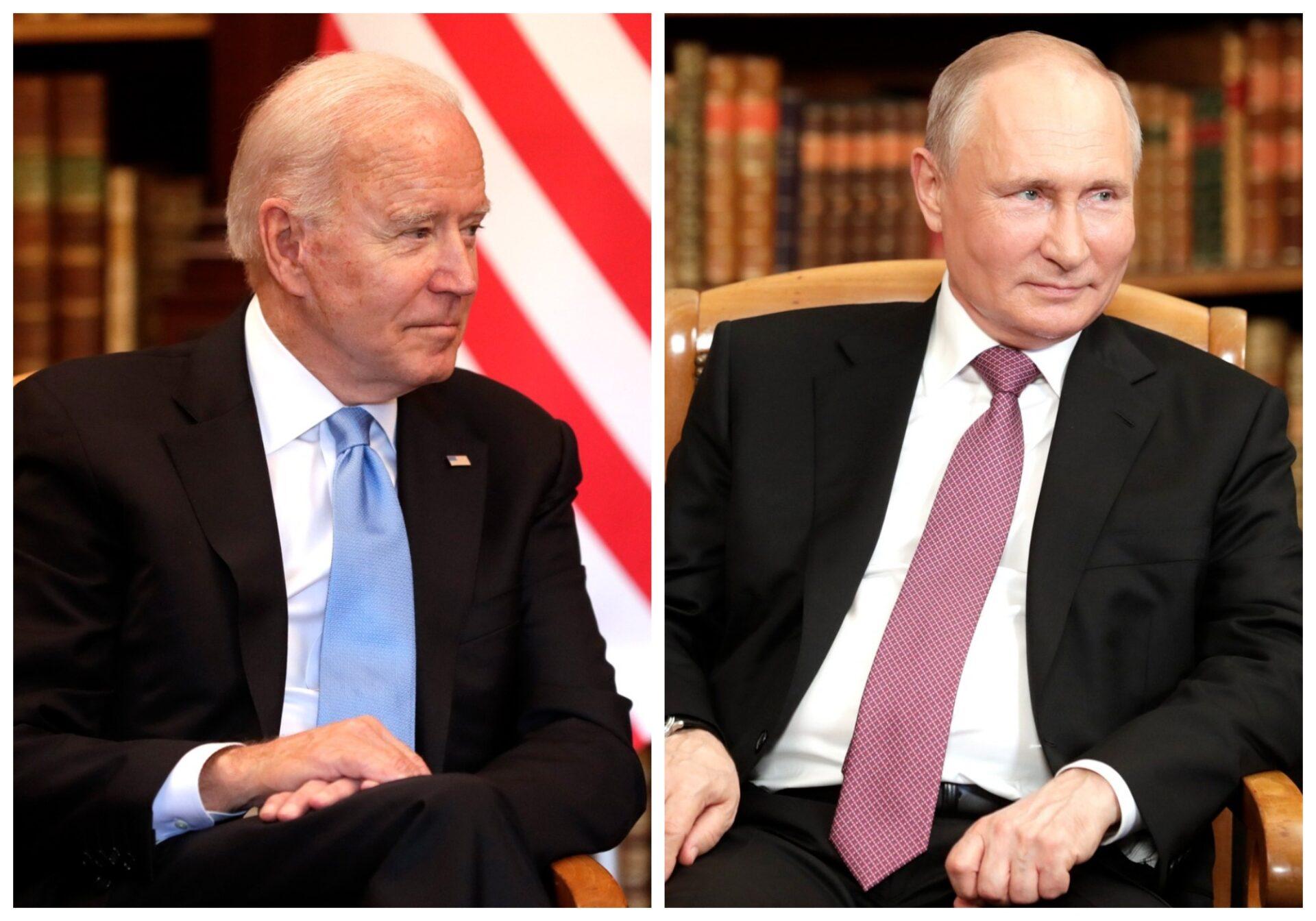 Путин и Байден: как изменится мир после их встречи