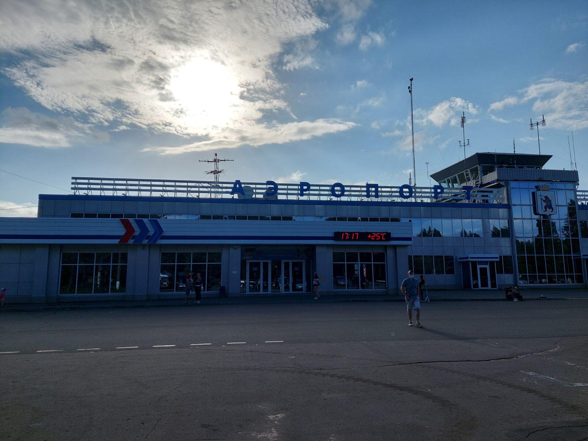 Капремонт на первом этаже аэропорта Йошкар-Олы оценили в 6,2 млн рублей