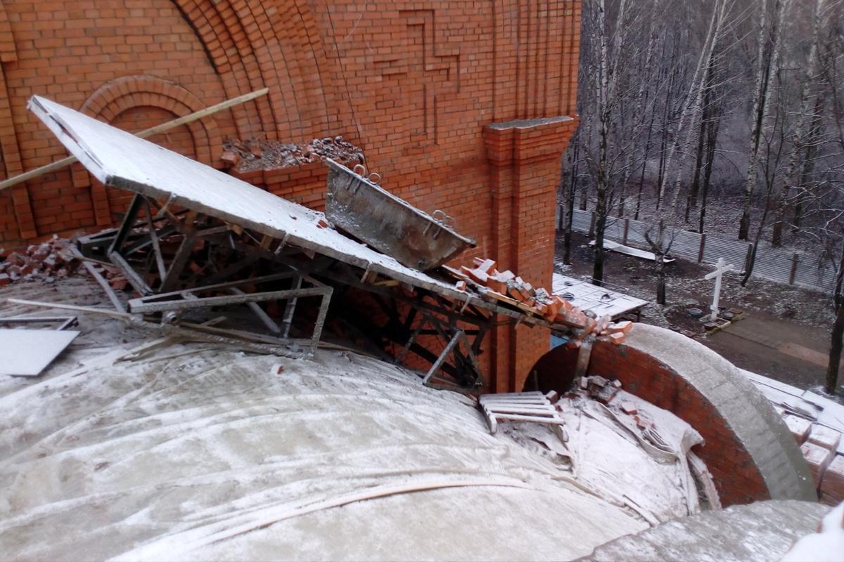 В Марий Эл суд рассмотрит дело о гибели каменщика при строительстве храма