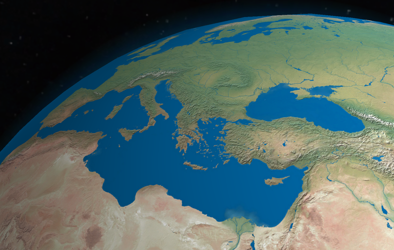 Ученым стало известно, куда исчезла вода из самого большого моря в истории Земли
