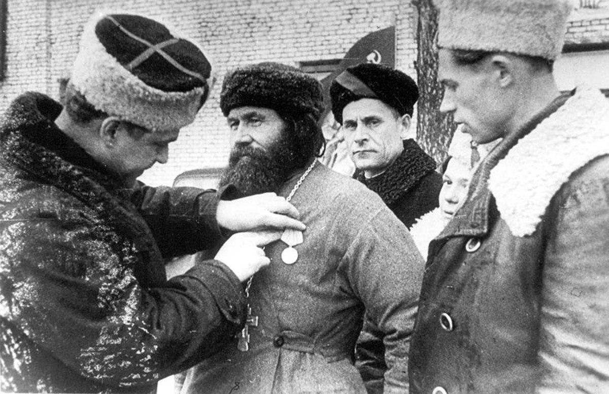 В России 29 июня отмечается День партизан и подпольщиков