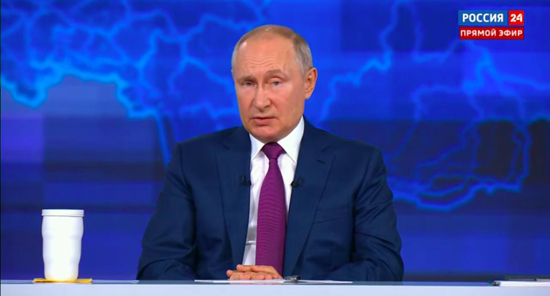 Путин предположил вхождение отношений РФ с США в нормальное русло