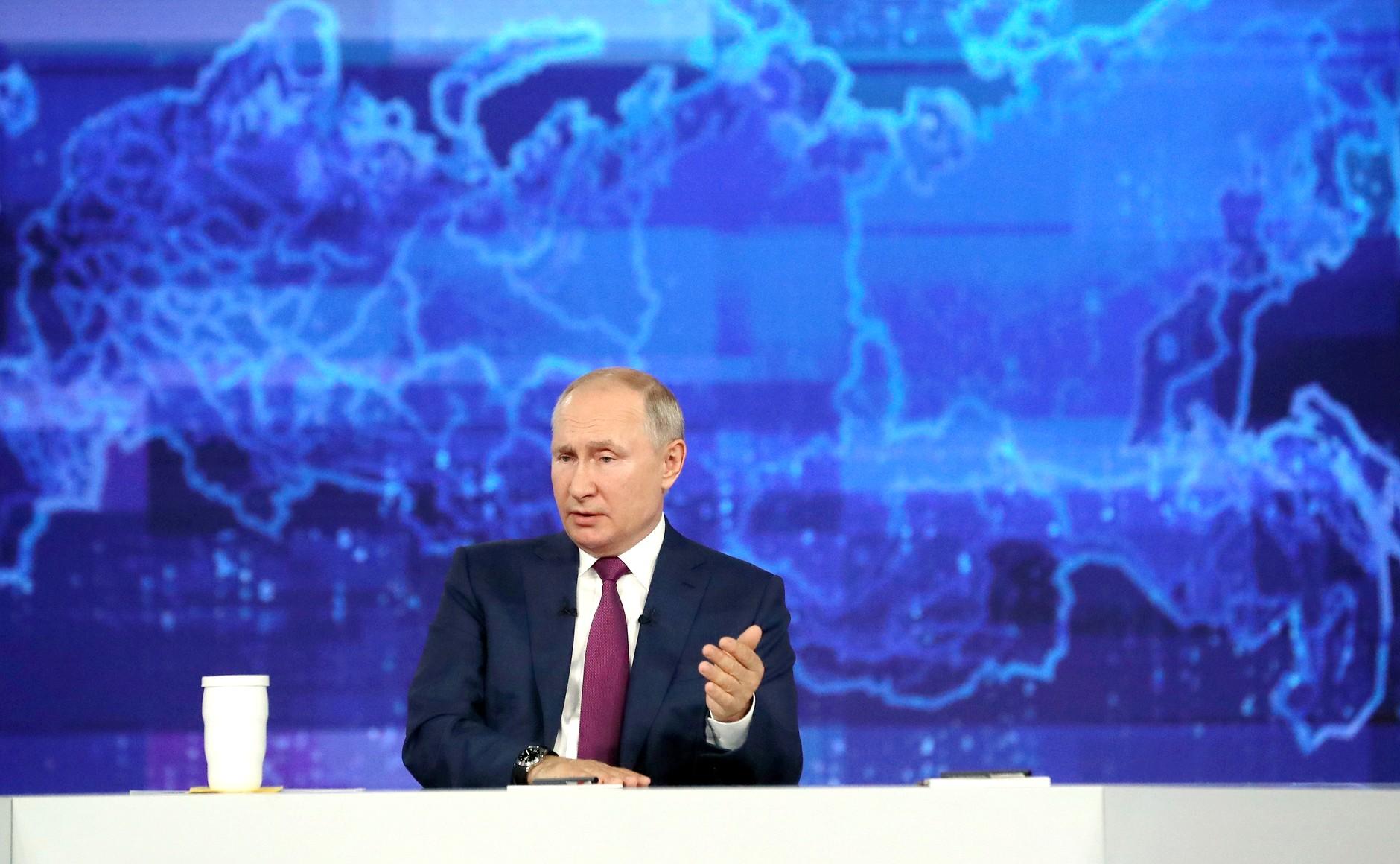 Граждан Японии встревожило заявление Путина об инциденте с эсминцем Defender ВМС Британии