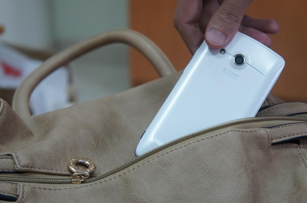 В Йошкар-Оле сотрудники полиции задержали грабителя телефона
