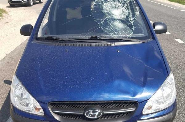 В Марий Эл женщина-водитель сбила велосипедиста