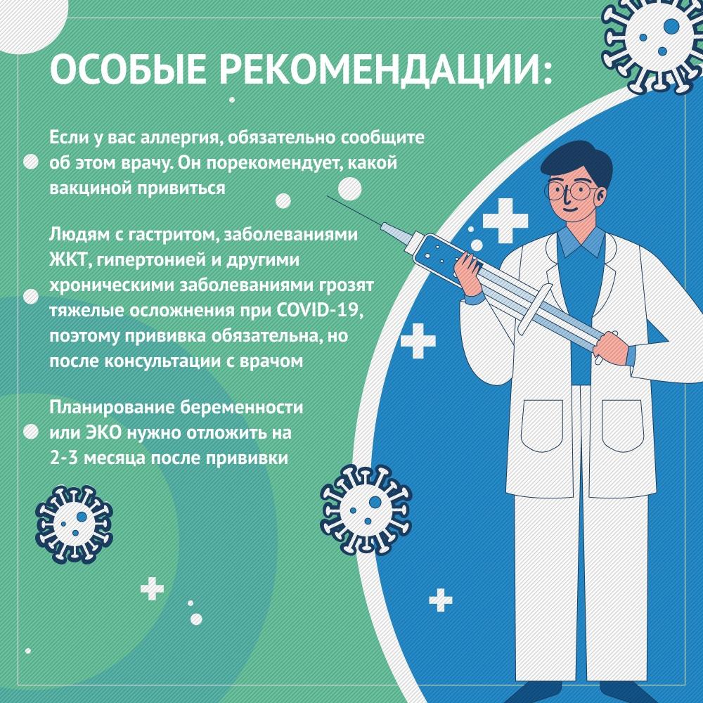 Оба компонента вакцины получили более 70 тысяч жителей Марий Эл