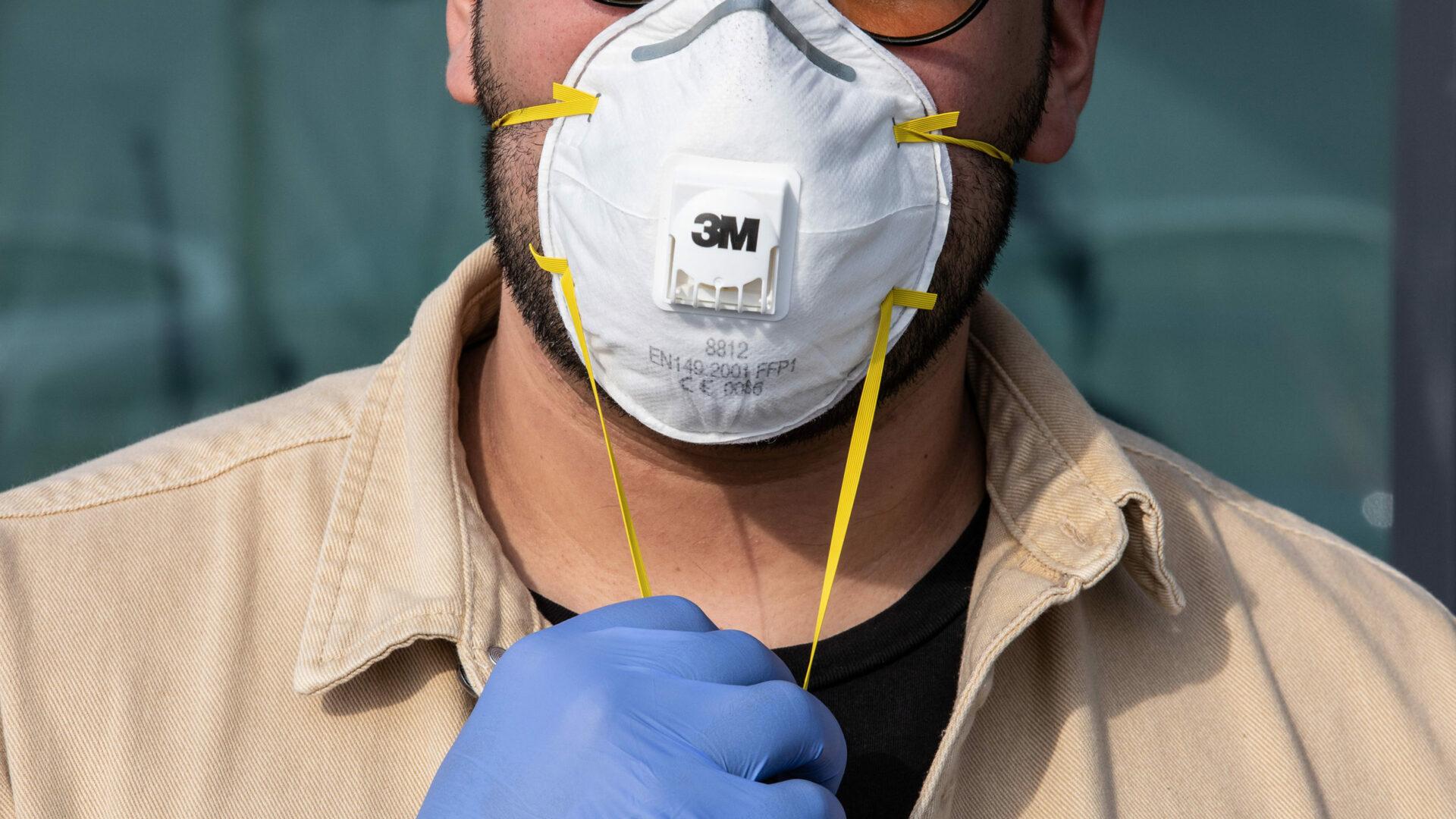 В США разработана маска для выявления у человека коронавируса