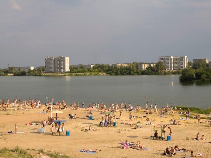 В Марий Эл работают 28 официальных пляжей