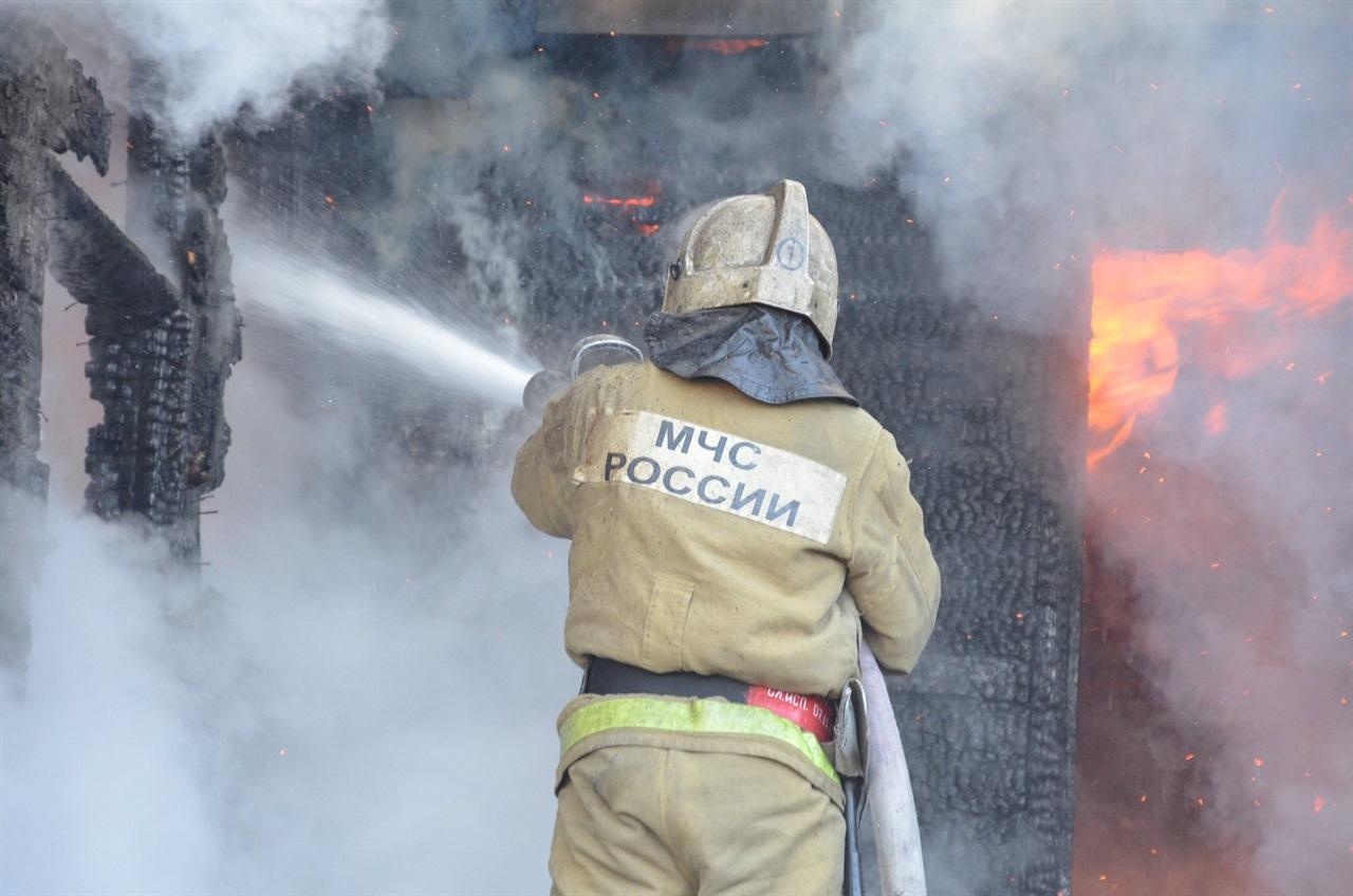 В Марий Эл на пожарах погибли три человека