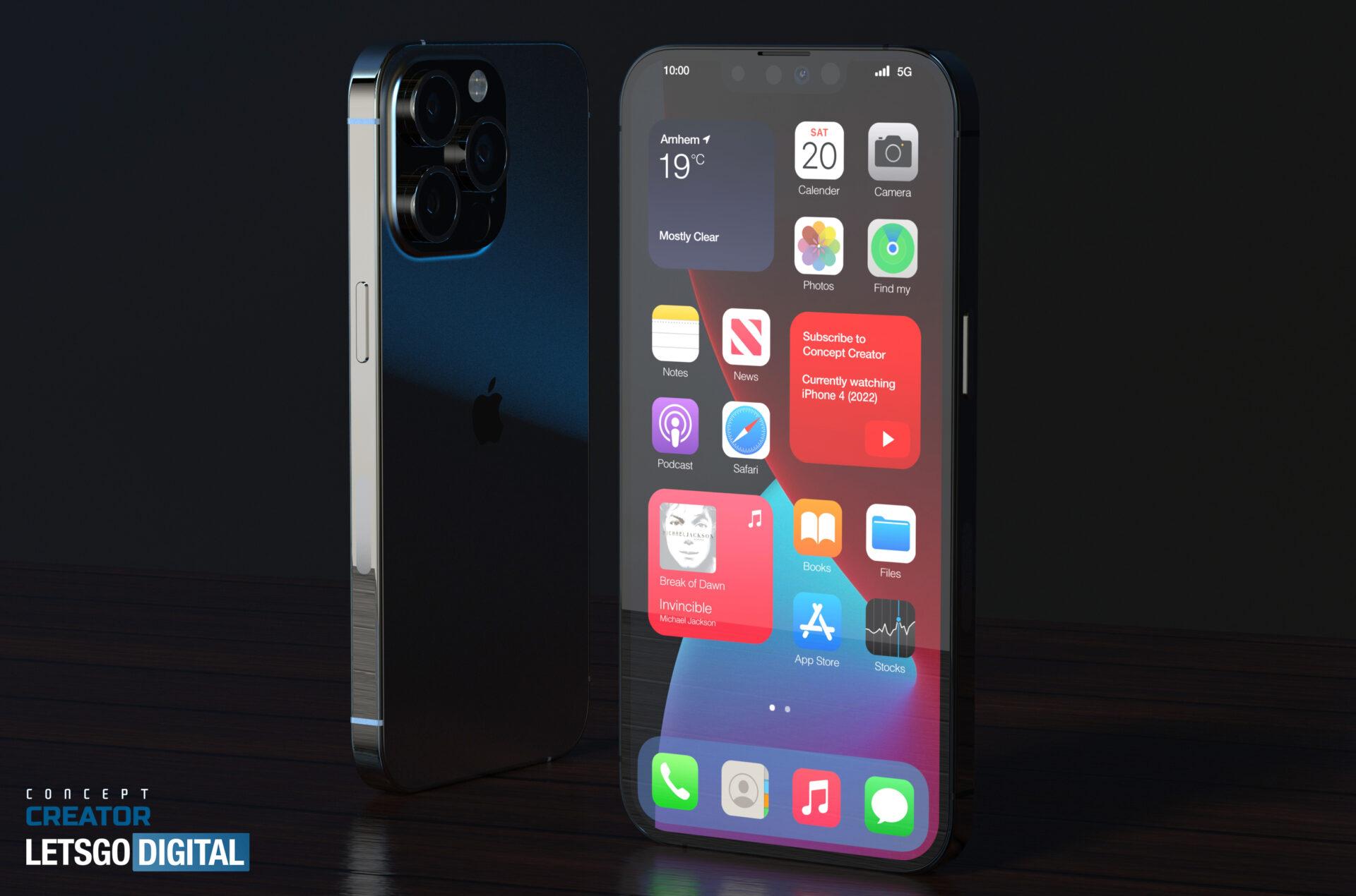 Стало известно, как будет выглядеть новый IPhone 13 Pro