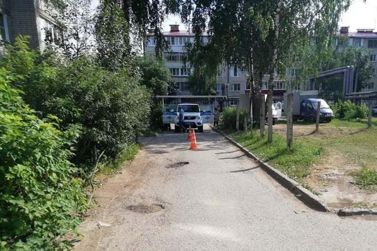 В Медведевском районе Марий Эл водитель сбил женщину и скрылся