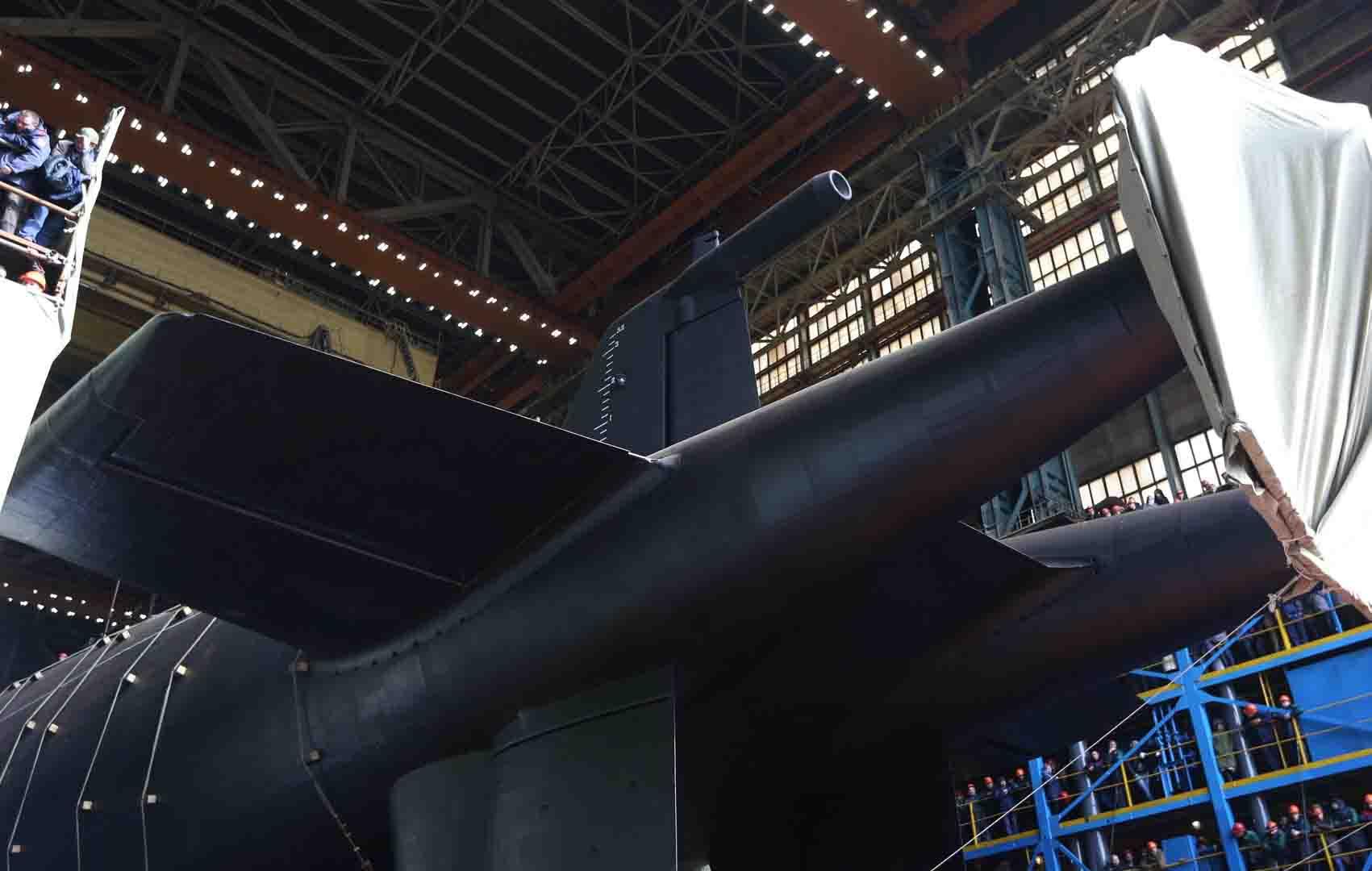 Nzherald: Запад испугался ядерной мощи новой российской подлодки «Белгород»
