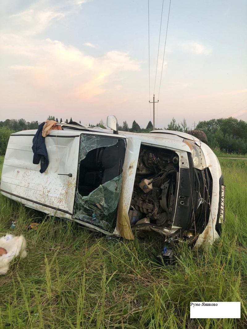 В Марий Эл произошло 2 ДТП с пострадавшими