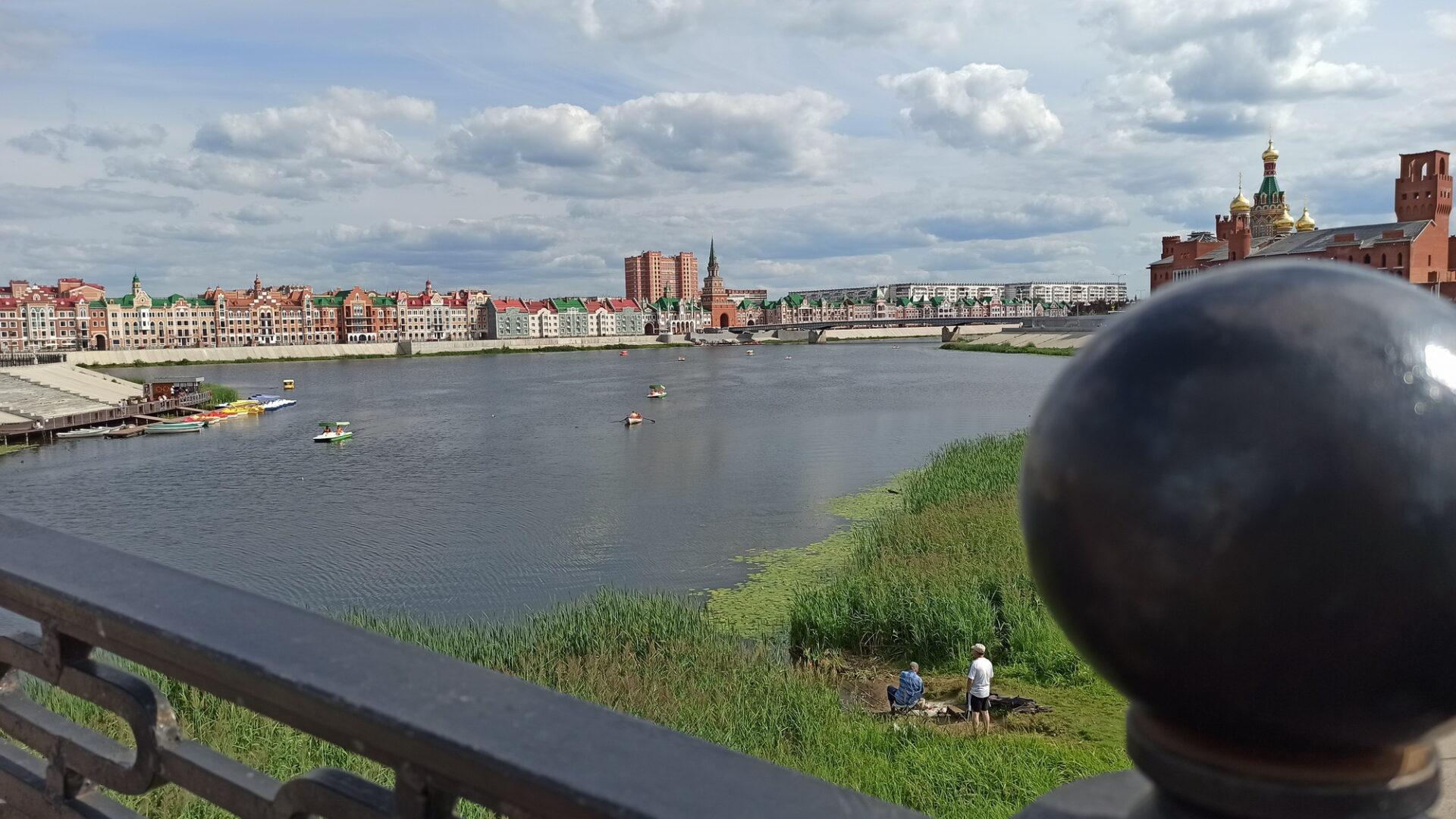В Йошкар-Оле набережная реки Малая Кокшага преобразится в 2022 году