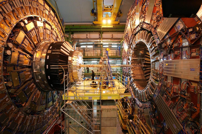 На Большом адронном коллайдере открыт новый класс тетракварков