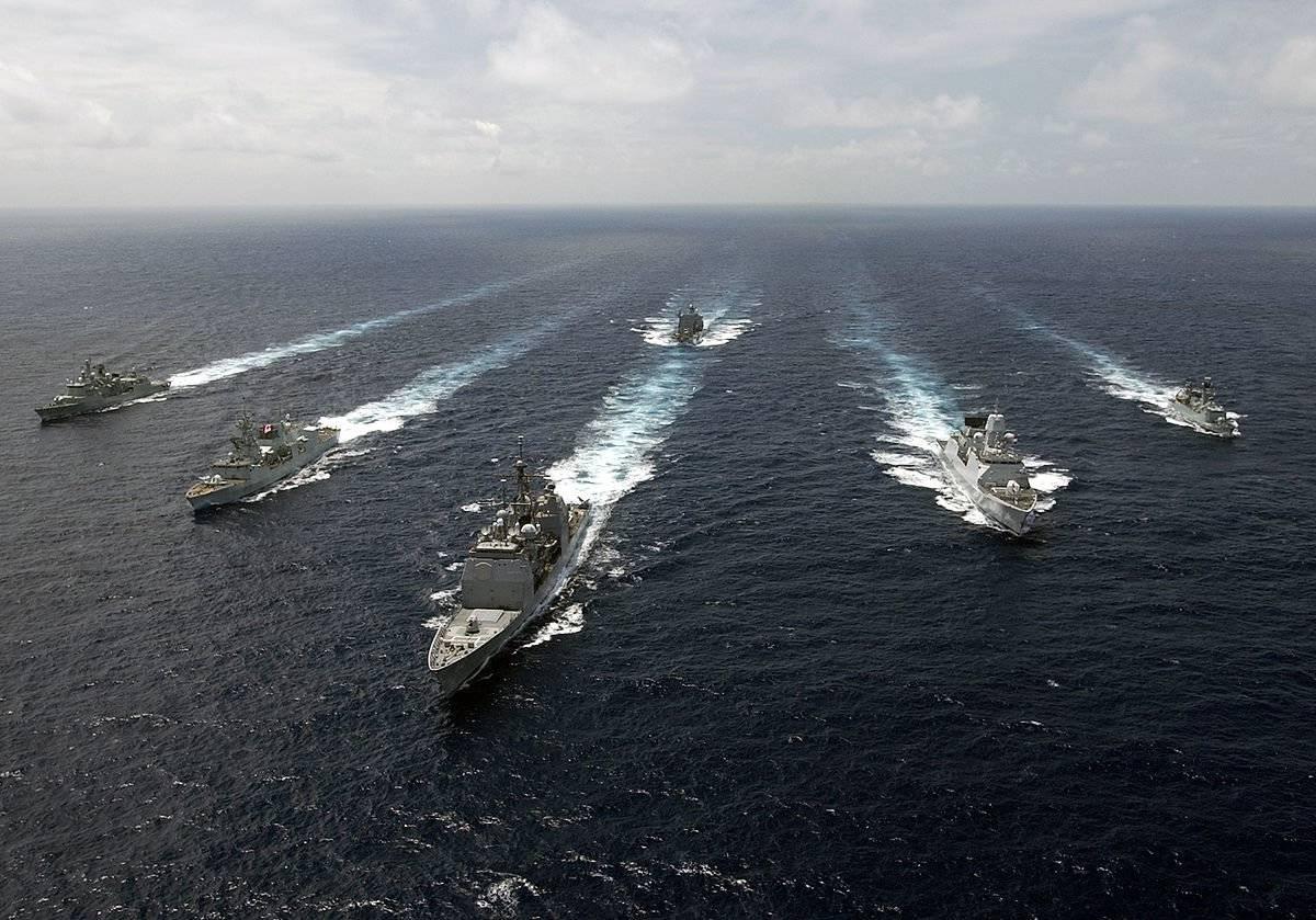 NI: НАТО пришлось понервничать из-за жесткой реакции России на учения в Черном море