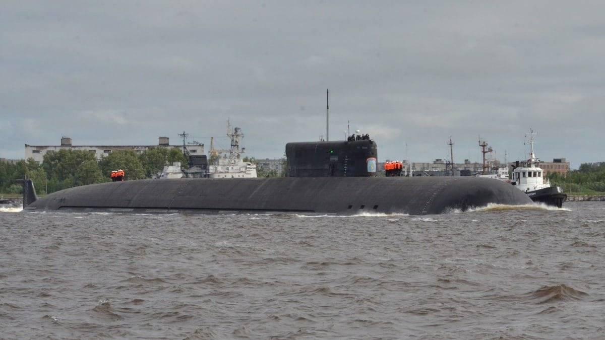 В США назвали субмарину «Белгород» наиболее совершенной российской подлодкой