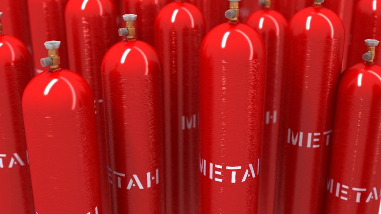 Кристаллический катализатор при комнатной температуре перерабатывает метан в метанол