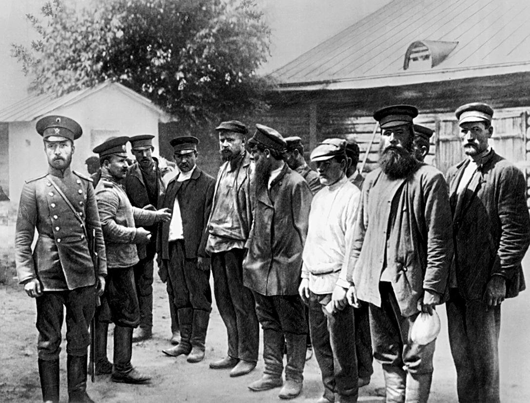 Как оно было: Мобилизация жителей Царевококшайского уезда в июле 1914 года