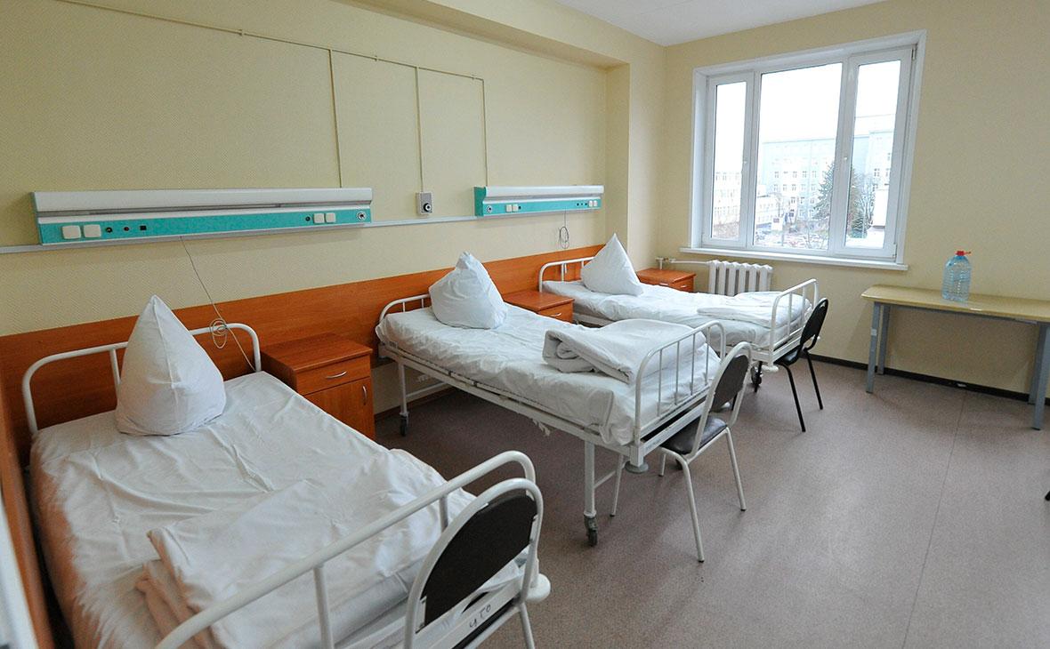 В больницах Марий Эл открыто еще 30 коек для пациентов с COVID-19
