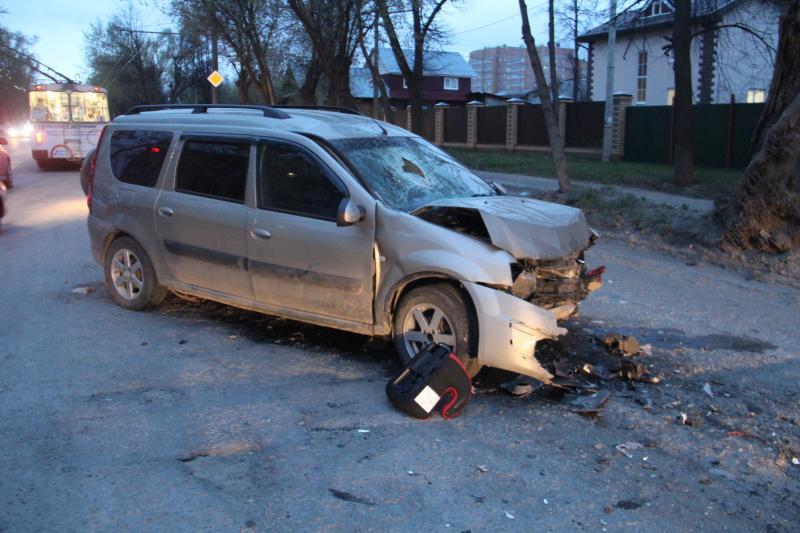 В Йошкар-Оле произошло 44 ДТП с участием нетрезвых водителей