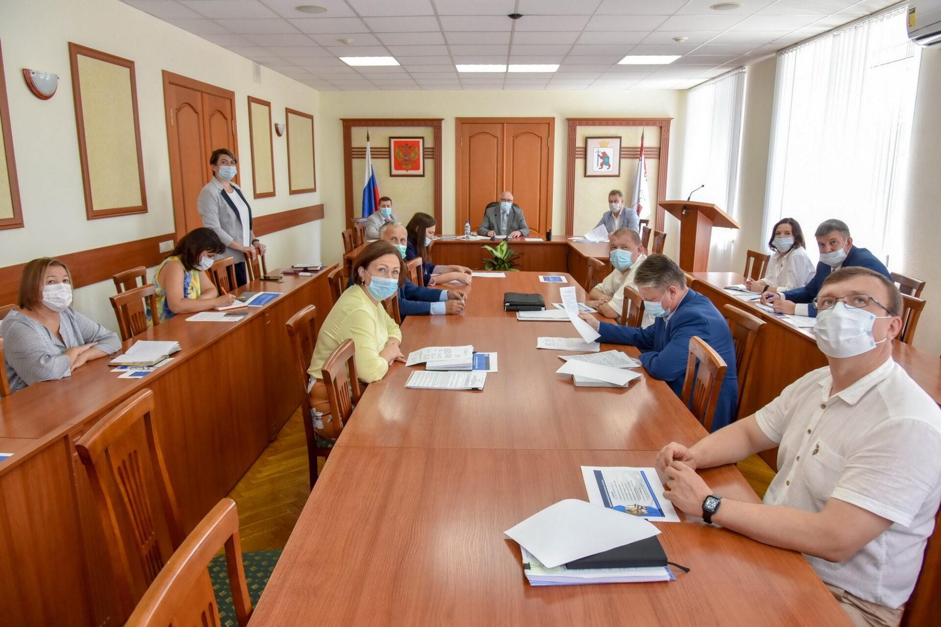 В Марий Эл прошло первое заседание регионального штаба по газификации