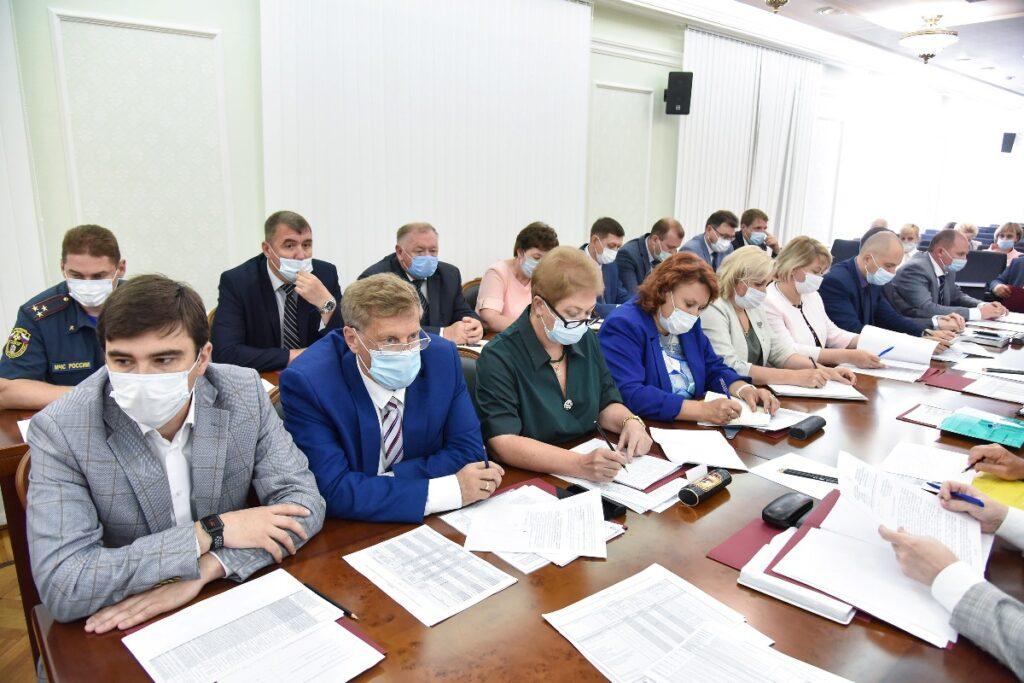 Глава Марий Эл призвал жителей вакцинироваться от COVID-19