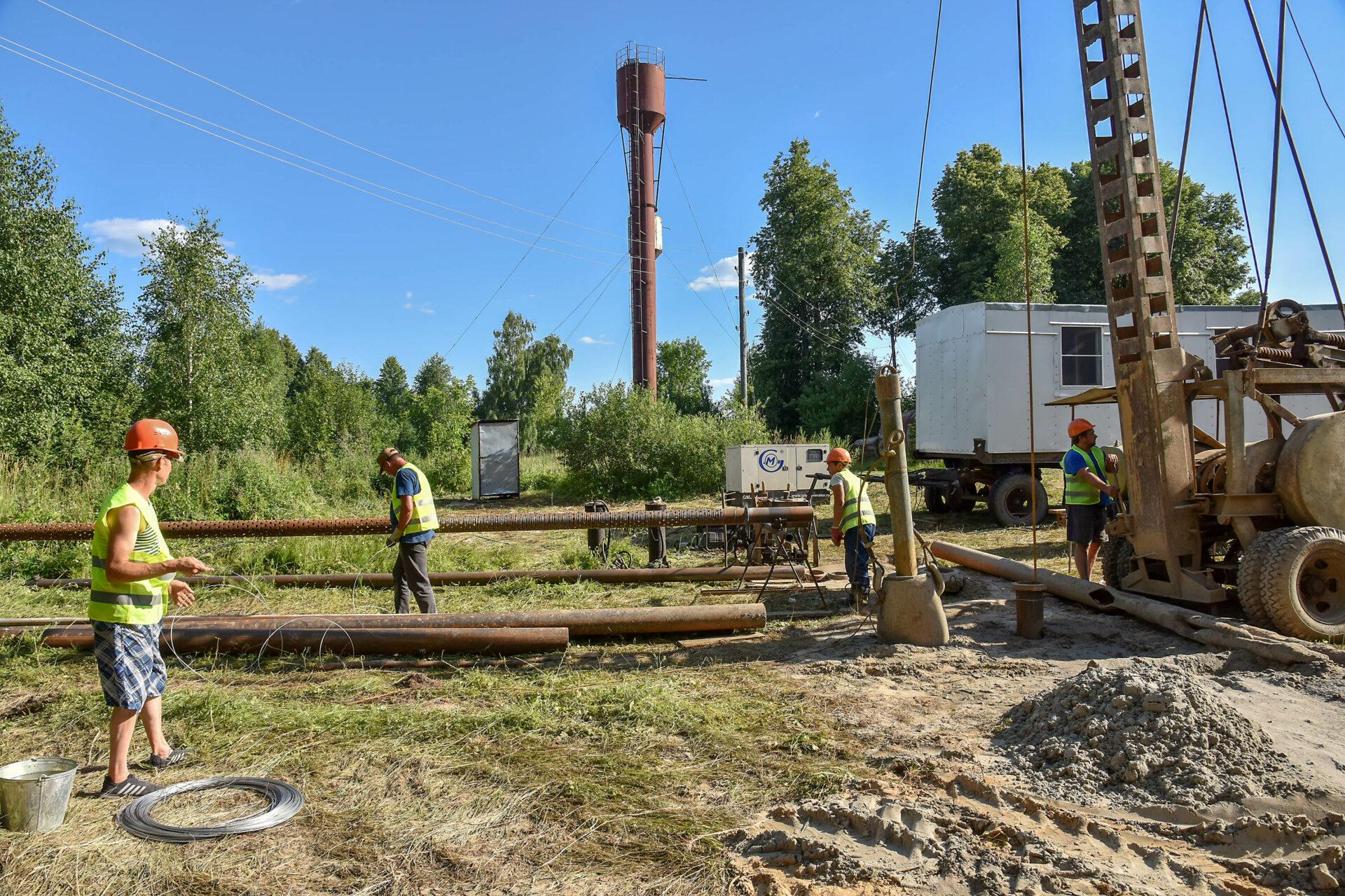 Глава Марий Эл проверил качество ремонта дороги к озеру Яльчик