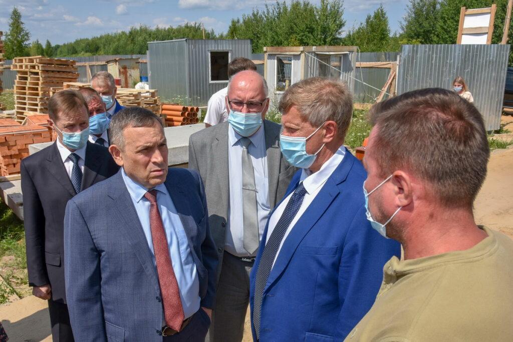 Жители аварийного жилья в Волжске получат новые квартиры