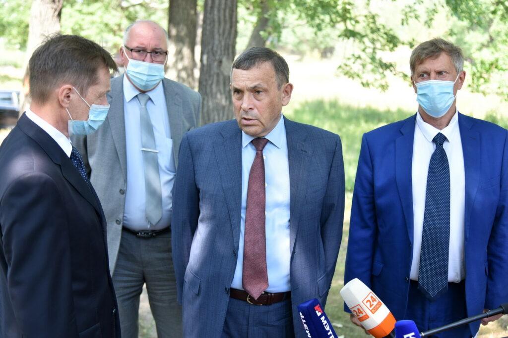В Волжске появится парк в Дубовой роще