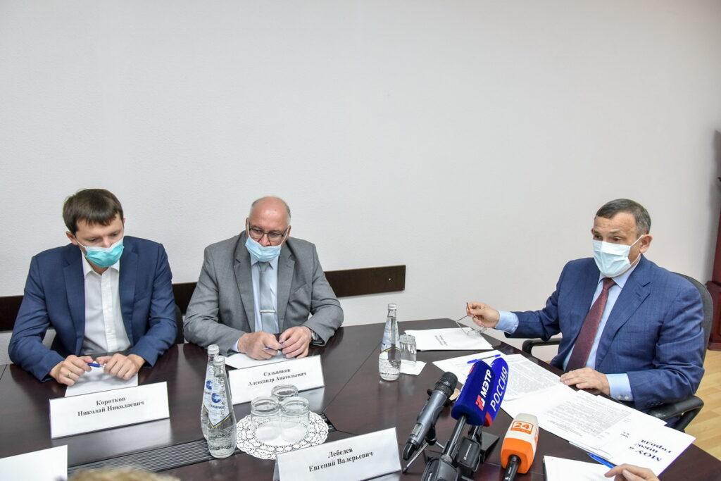 В Волжске обсудили проблемы с дорогами, жильём и очистными сооружениями