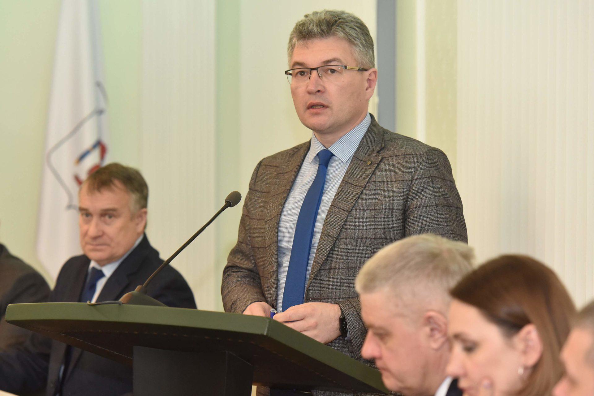 Министр финансов РМЭ Алексей Торощин рассказал об индивидуальной программе социально-экономического развития региона