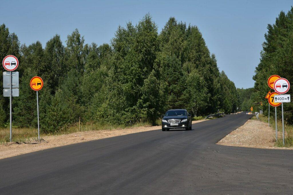 Ремонт дороги Марьино-Юрино завершится в Марий Эл в 2022 году