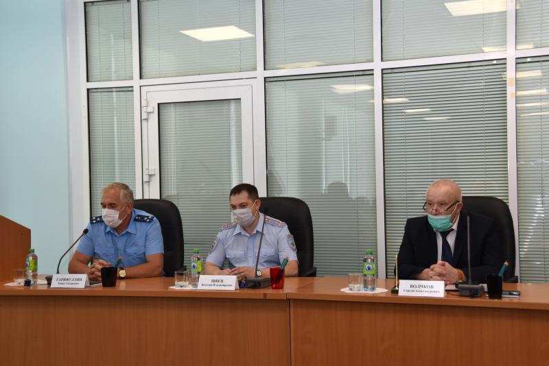Виталий Швец возглавил МВД России в Йошкар-Оле